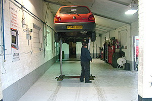 Motormend Vehicle Servicing
